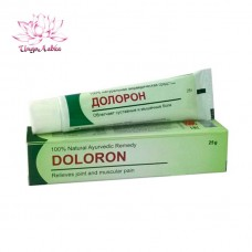"""Mазь разогревающая """"Долорон"""" (Doloron) для суставов, мышц и связок 25гр"""