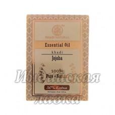 100% эфирное масло Жожоба (Essential Oil Jojoba KHADI), 15 мл