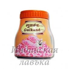 Аюрведа – Гулканд, тоник для здоровья (пресерв из лепестков Дамасской розы)