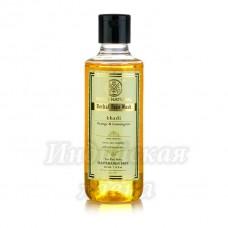 Гель для лица и тела Апельсин и Лемонграсс, SLS/Paraben Free, Khadi Natural, 210ml