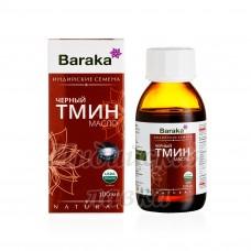 Масло черного тмина  Baraka, индийские семена, 100 мл