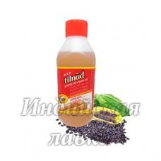 Нерафинированное масло из семян черного кунжута Tilnad KLF, 200мл холодный отжим
