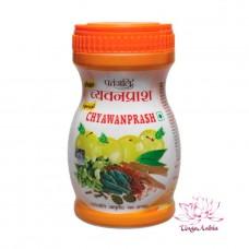 Чаванпраш с шафраном 500 гр Патанджали - аюрведический джем