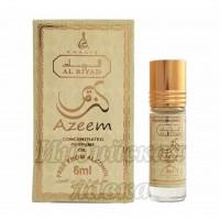 Арабские Масляные Духи Azeem, унисекс, 6 мл, AL-REHAB