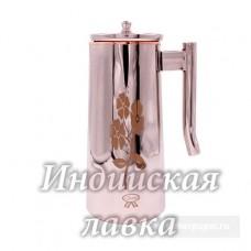 Медный кувшин для настаивания медной воды h-25см 1400ml