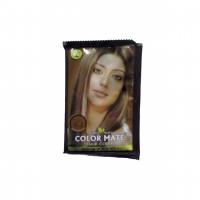 Краска для волос натуральный коричневый тон 9.2 Color Mate Hair Color