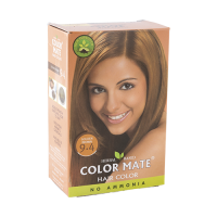 Краска для волос Color Mate Hair Color золотисто-коричневый тон 9.4