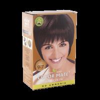 Краска для волос Color Mate Hair Color. Тон 9.7, цвет светло-коричневый