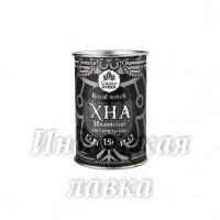 Хна для прокрашивания волосков бровей и ресниц, Grand Henna чёрная 15 гр