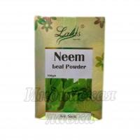 Ним (порошок) лечебная маска для волос, Lalas Herbal, 100гр