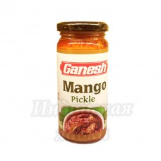 Пикули Манго Ganesh Mango pickle, 250гр - закуска и приправа
