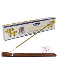Благовония Сандал Premium Sandal Satya 15 гр