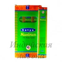 Благовония Мантрам Mantram Satya, 15 гр - the Holy name