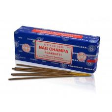 Благовония Наг Чампа Nag Champa Satya 100гр