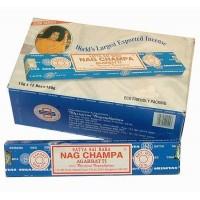 Благовония Наг Чампа Nag Champa Satya 15гр