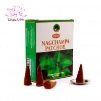 Благовония Пачули Patchouli Ppure Конусы 10шт