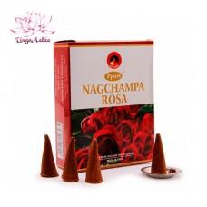 Благовония Роза Rose Ppure Конусы 10шт