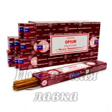 Благовония Опиум Opium Satya 15гр