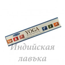 Благовония Йога Yoga Premium Satya 15 гр.