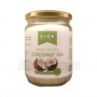 Кокосовое масло Coconut Oil Coco House, в стеклянной банке, 500 мл.
