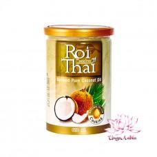 Кокосовое масло рафинированное 100% Roi Thai 600мл