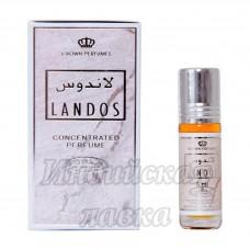 Арабские Масляные Духи Landos, мужские, 6 мл, AL-REHAB