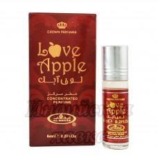 Арабские Масляные Духи Love Apple, женские, 6 мл, AL-REHAB