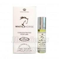 Арабские Масляные Духи White Horse, унисекс, 6 мл, AL-REHAB