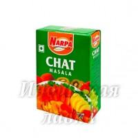 Приправа для фруктового салата Narpa (Chat Masala) 50гр