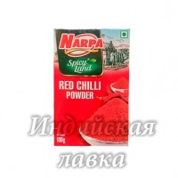 Чили перец молотый Narpa 100 гр